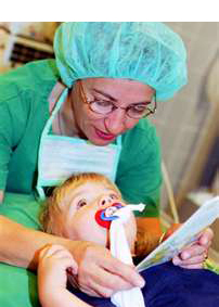 anaesthetics child